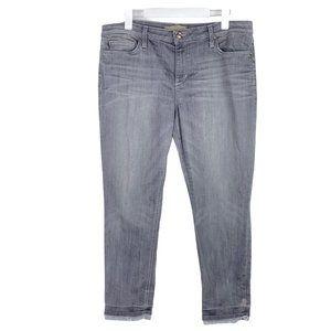 Joe's Jeans Cool Off Markie Crop Justina Jeans 34